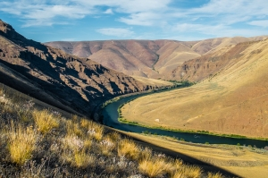 Lower Deschutes River. Photo by Robert Sheley.